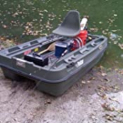 Amazon Com Pelican Boats Bass Raider 8 Wired Pontoon Boat