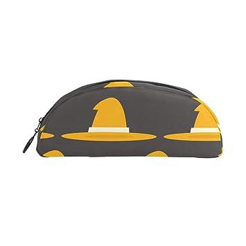 DEZIRO Hallowmas - Estuche para lápices, diseño de sombreros ...