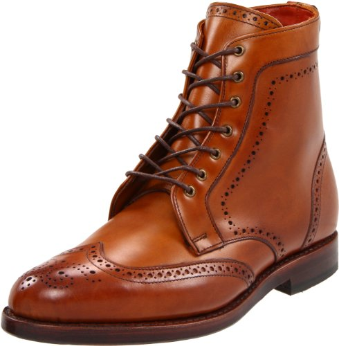 Allen Edmonds Men's Dalton Lace-Up Boot,Walnut,9.5 D US
