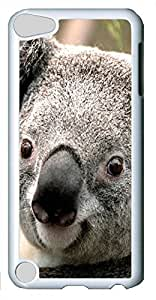 iPod Touch 5 Cases & Covers - Koala PC Custom Soft Case Cover Protector for iPod Touch 5 - White