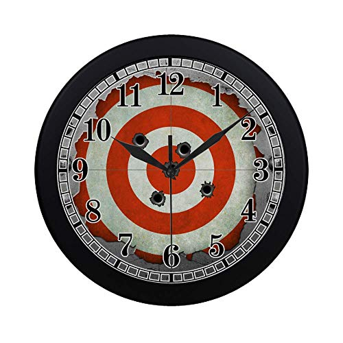 Amazon com: InterestPrint Funny Metal Frame with Target and