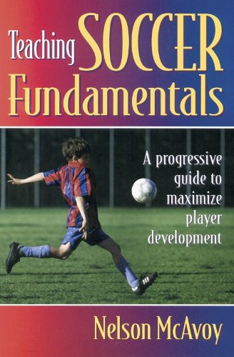 Teaching Soccer Fundamentals Nelson McAvoy product image