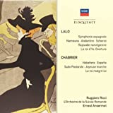 Chabrier: Orch Works / Lalo: Symphonie Espagnole & Orch Works