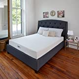 Classic Brands Cool Gel Ventilated Gel Memory Foam 8-Inch Mattress, Short Queen