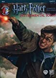Harry Potter Instrumental Solos, Alfred Publishing Staff, 0739088289