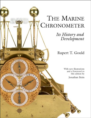 The Marine Chronometer: Its History and Development (Marines Collectible Clock)