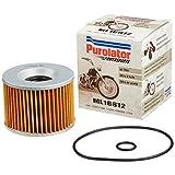 Purolator ML16812 Black Motorcycle Oil Filter, Pack of 1