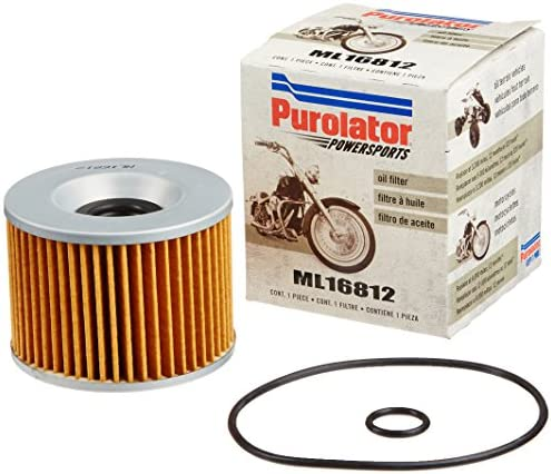 Purolator ML16812 ブラックPurolatorSPORT カートリッジオイルフィルター