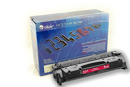 Troy Micr Toner - TROY 02-82029-001 High Yield MICR Toner Cartridge for M203, M227 Printers