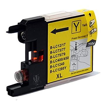 Badger Inks - Cartucho equivalente a LC1280 compatible con ...