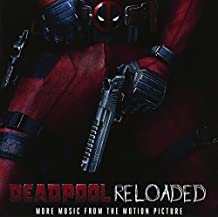 Original Soundtrack - Deadpool Reloaded Original Soundtrack [Japan CD] WPCR-17550