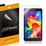 samsung galaxy 4 tablet 7 inch - [3-Pack] Supershieldz- High Definition Clear Screen Protector for Samsung Galaxy Tab 4 7.0 inch + Lifetime Replacements Warranty