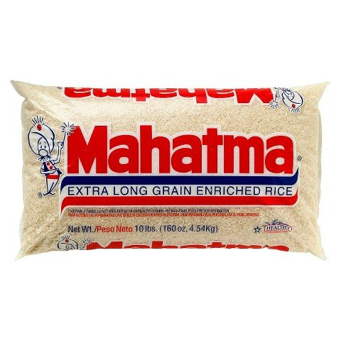 Mahatma Extra Long Grain Enriched Rice, 160 oz by Mahatma