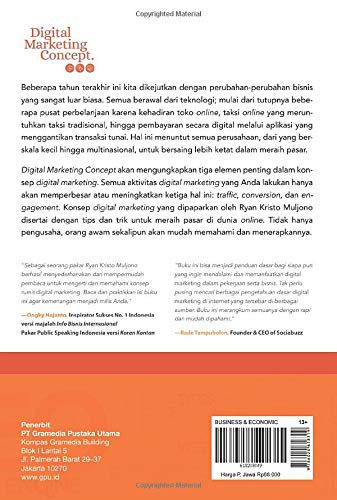 Digital Marketing Concept (Indonesian Edition): Ryan Kristo ...