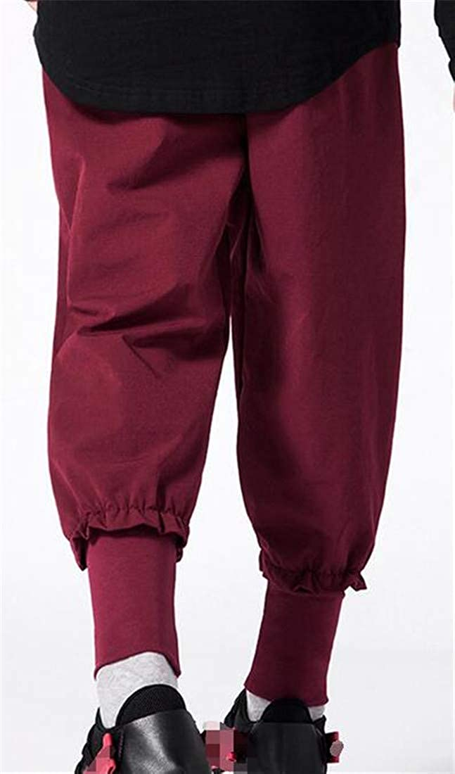 Sweatwater Children Cozy Harem Pull-On Stretchy Solid Color Jogging Pants