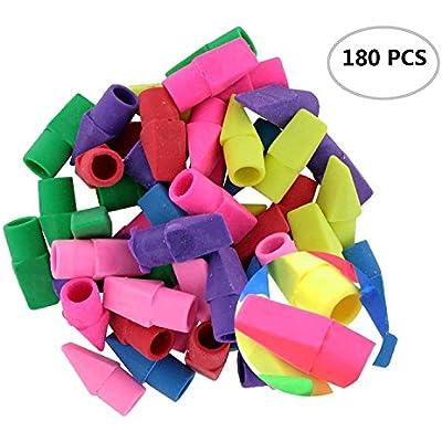 180pcs-iffree-eraser-caps-assorted
