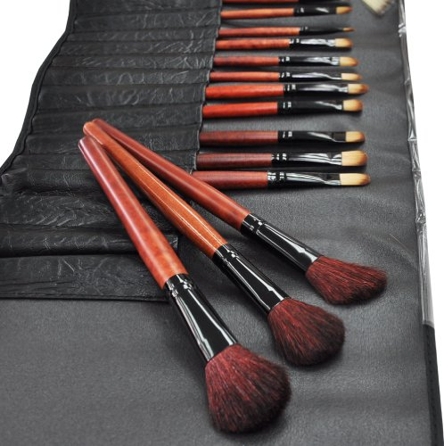 Beauties-Factory-24-pcs-Makeup-Brushes-Black-Forest