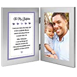 Gift for Godfather from Godson for Baptism, Christmas or Birthday - Add Photo