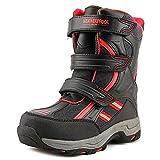 Weatherproof Boys Kody Snow Boot Water Resistant Lightweight Winter Boots for Boys