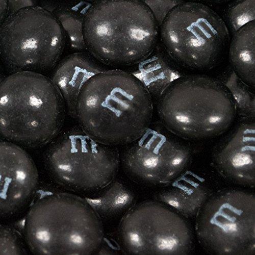 Black M&Ms Candy 2lb - Milk Chocolate]()