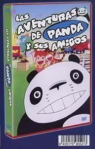 Las aventuras de Panda y sus amigos [DVD]
