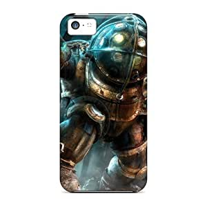 Mialisabblake YzUIbnl827dzzTG Case For Iphone 5c With Nice Bioshock Appearance