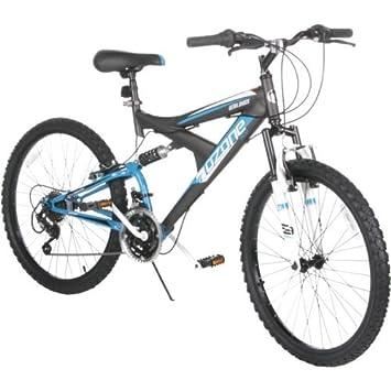 Ozone 500 Boys Ultra Shock 24 Bicycle Sports