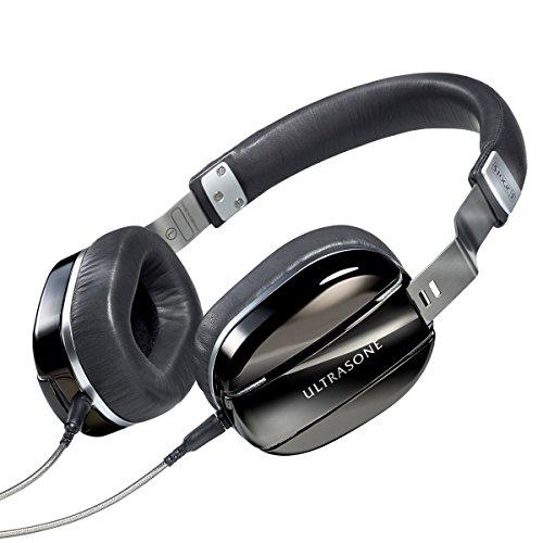 Ultrasone Edition M Black Pearl Over-Ear Headphones