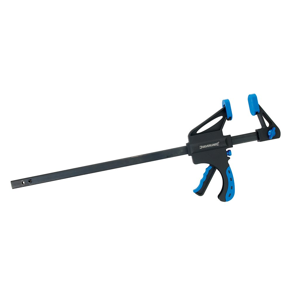150 mm Silverline 324779 Quick Clamp Heavy Duty