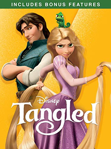 Tangled (Includes Bonus Features) (2 Tangled)