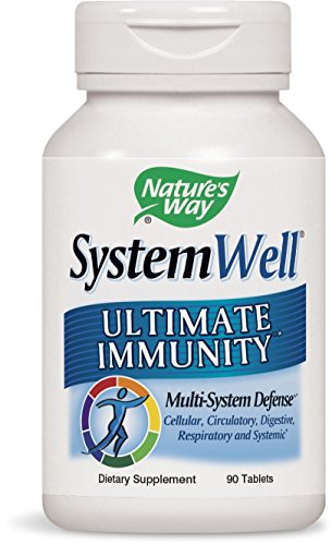 Nature's Way SystemWell Immune System, 90 Tablets