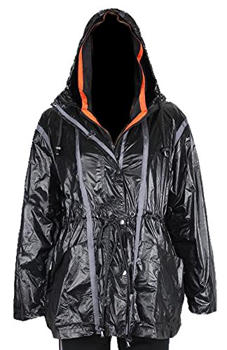 Hunger Games Arena Jacket Neca Suzanne Collins Katniss Costume Windbreaker (XL) (The Hunger Games Costumes)