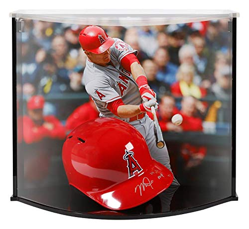 """MIKE TROUT Los Angeles Angels Autographed/Inscribed"""""""