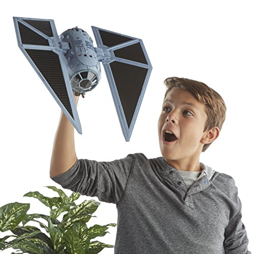 Hasbro Star Wars Toys - Disney Rogue One TIE Striker - Fires NERF Darts - 3.75-Inch Action Figure
