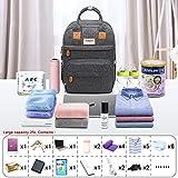 Diaper Bag Backpack, Hobest Multifunctional Travel