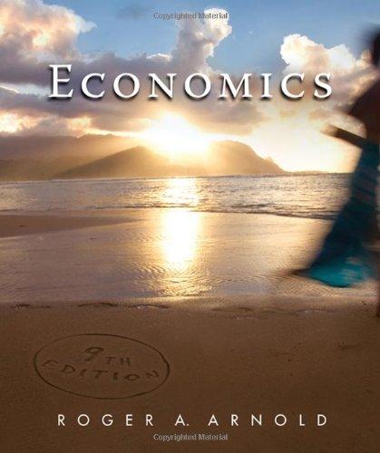 Economics (Available Titles Aplia)