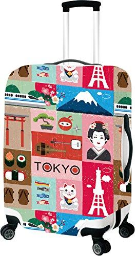 Primeware Tokyo-Luggage Cover Medium ()