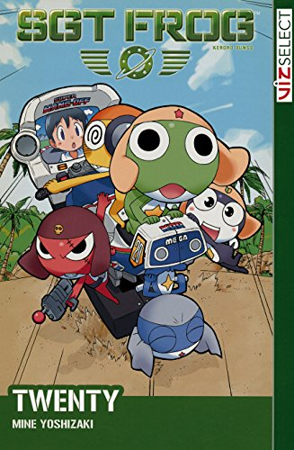 Sgt Frog Graphic Novel - Sgt. Frog, Vol. 20: An Underwater Alien Adventure Or A Blast From The Past?