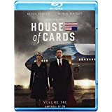 house of cards - season 03 (4 blu-ray) box set blu_ray Italian Import