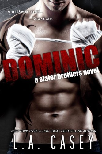 Dominic (Slater Brothers) (Volume 1)