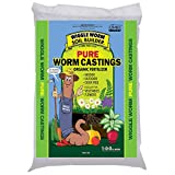 Wiggle Worm WWSB30LB Unco Industries Builder Worm Castings, 30 lb Compost, Soil, 30-Pound