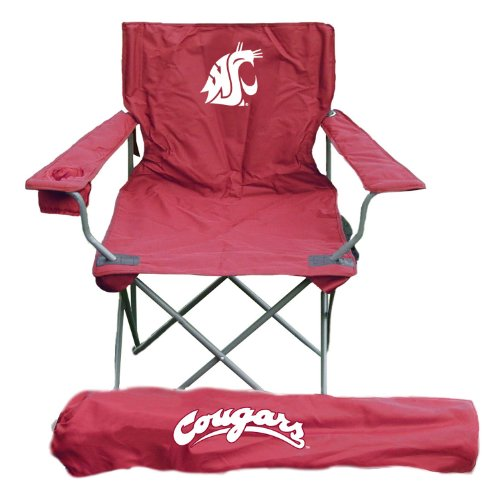 Rivalry NCAA Washington State Cougars Adult Chair