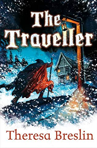 book cover of The Traveller