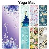 SSDXY Yoga Mats,1.5mm Ultra Thin High Density