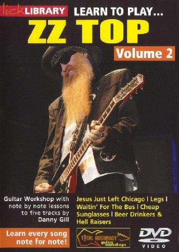 To Play Zz Top - Volume 2 [Import allemand] (Play Zz Top)