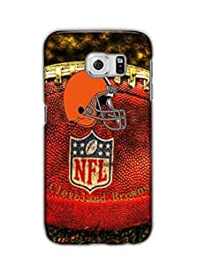 Tomhousomick Custom Design The NFL Team Cleveland Browns Case Cover for Samsung galaxy S6