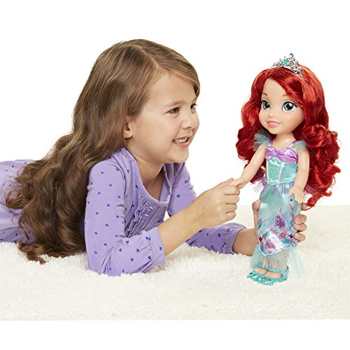 Disney Princess Explore Your World Ariel Doll Large Toddler ()