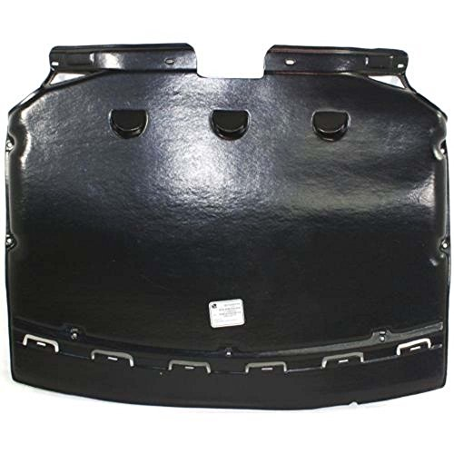 OE Replacement BMW 745/750/760 Lower Engine Cover (Partslink Number BM1228131)