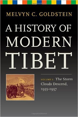 Download A History of Modern Tibet, Volume 3: The Storm Clouds Descend, 1955-1957 (Hardback) - Common PDF