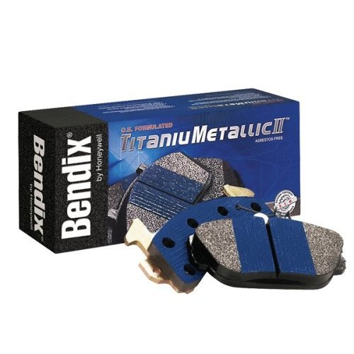 Bendix MKD682 TitaniuMetallic2 Disc Brake Pad Set